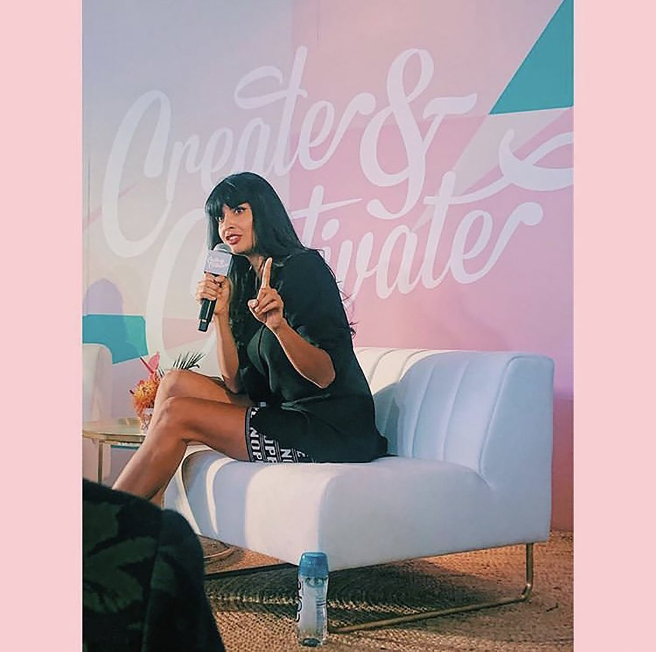 Picture: Jameela Jamil Jameela Jamil told she was 'too old, too fat and too ethnic' for Hollywood