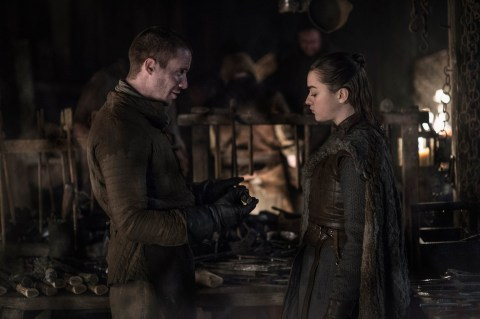 Game of Thrones' Arya and Gendry romance would be the best