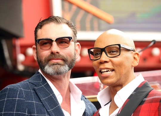 RuPaul gets very real about open marriage to husband Georges