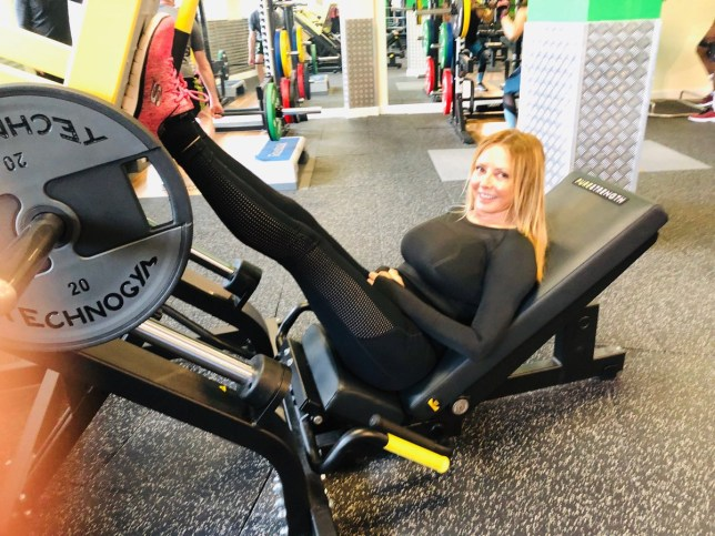 METRO GRAB TWITTER Carol Vorderman can lift as she proves that bum is made in the gym https://twitter.com/carolvorders/status/1117712089928302592