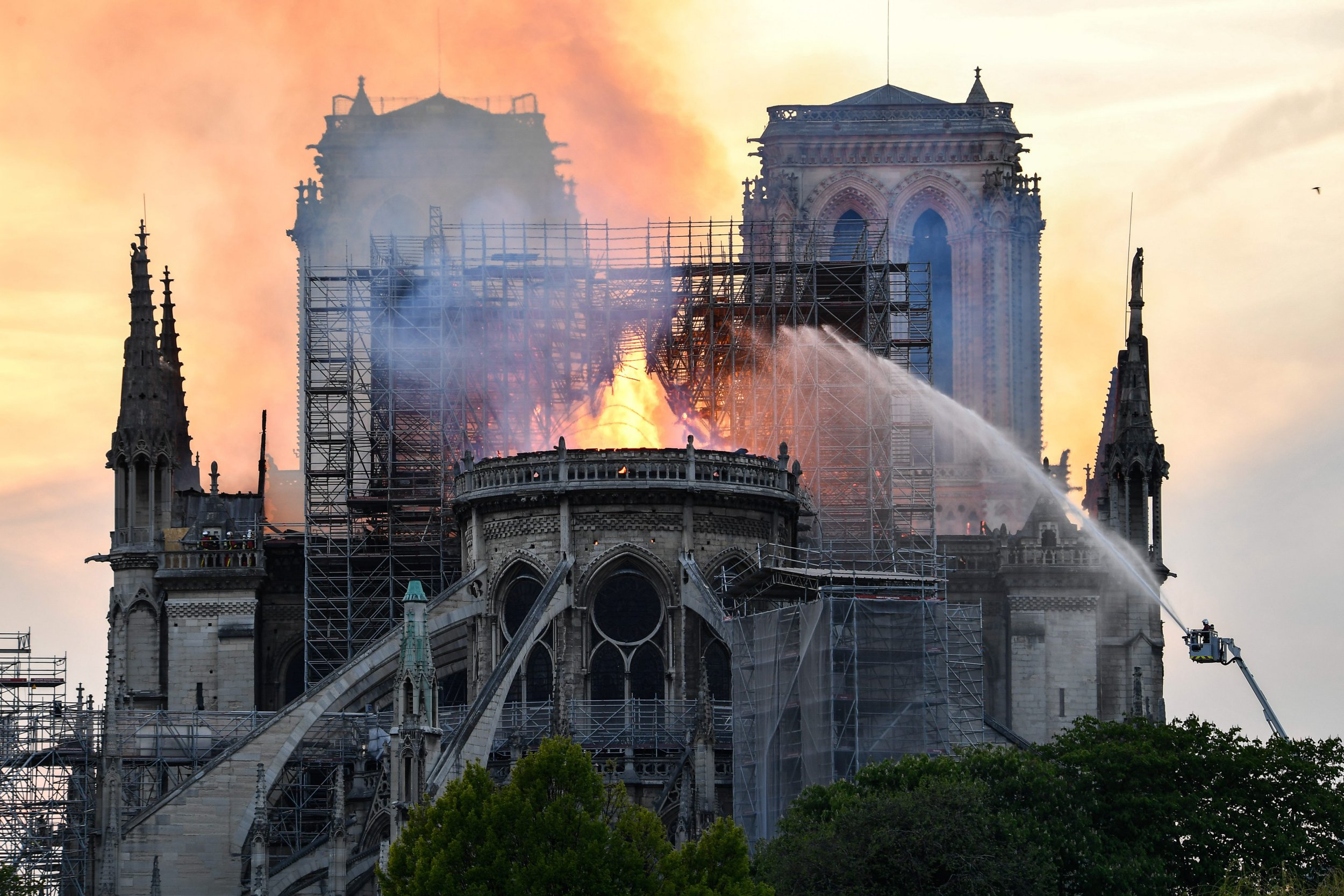 Anger at fundraiser for Notre Dame instead of homeless Parisians