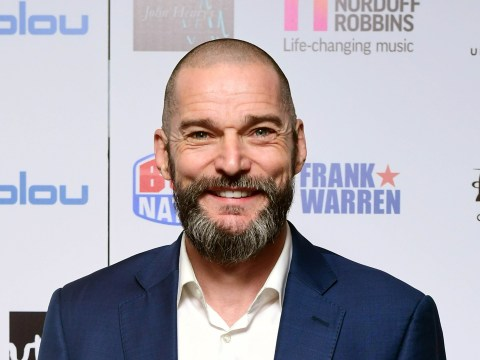 Is First Dates maitre d' Fred Sirieix married?