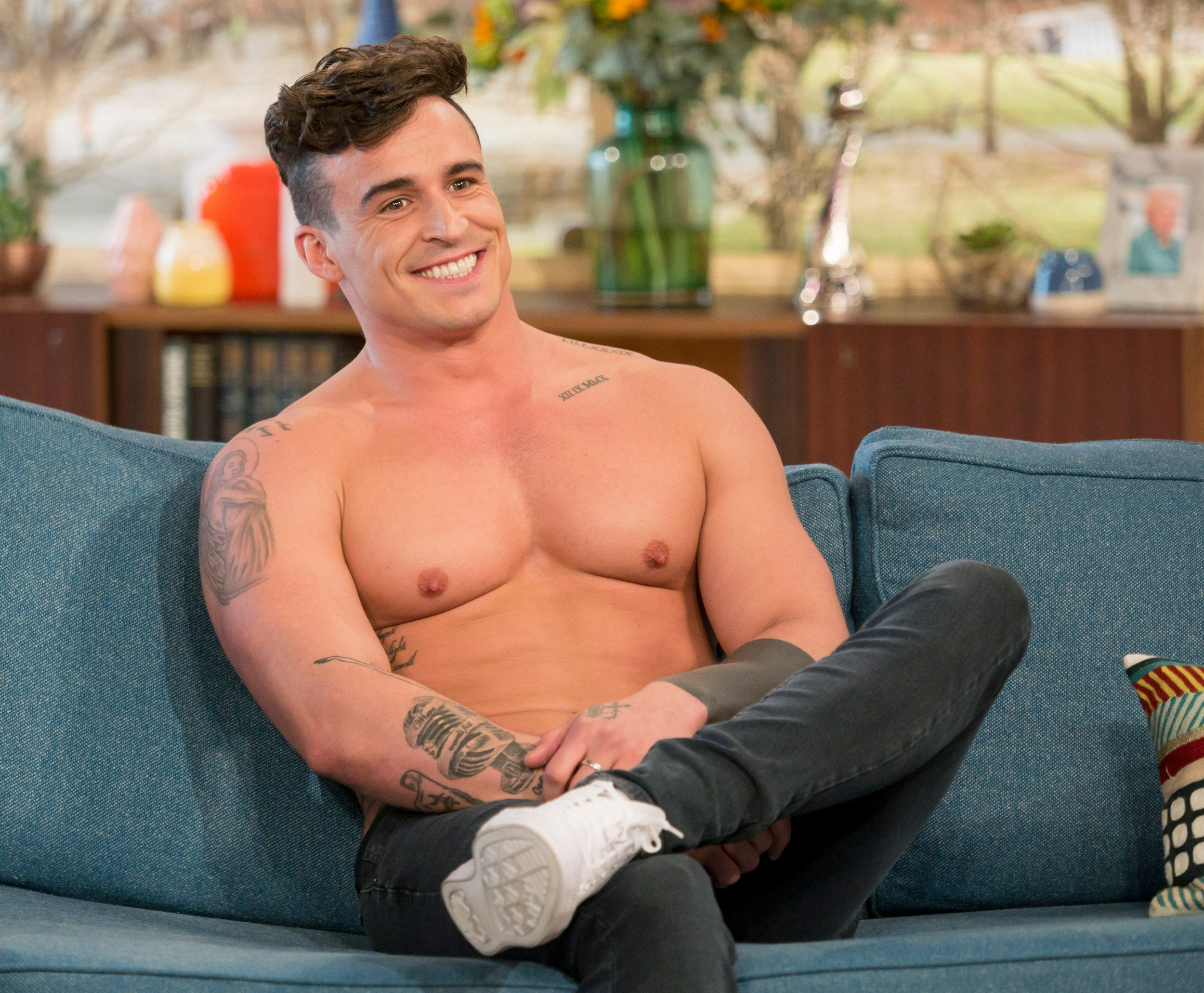 Love Island bosses 'in talks' with Big Brother star and stripper Lotan Carter for 2019 series