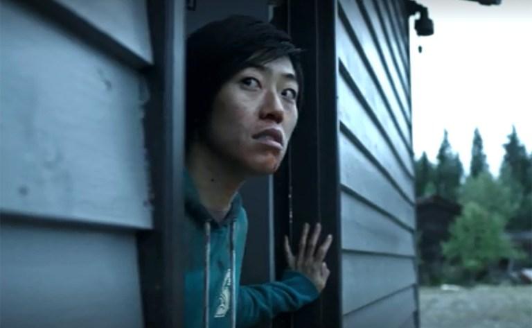 Christine Lee (Sun Kyungsun) (Picture: Netflix)