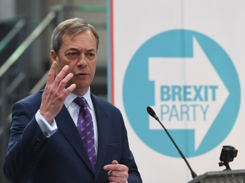 Brexit Party on course to win EU elections after surging ahead in polls