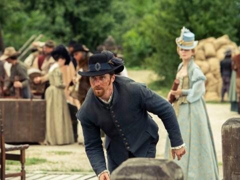 Where is Jamestown filmed?