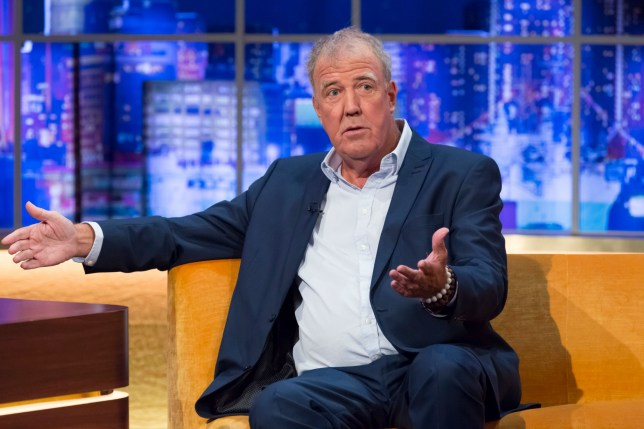 Jeremy Clarkson Reveals Two Stone Weight Loss Was Down To Salad