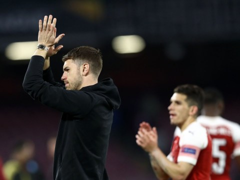 Aaron Ramsey could STILL make fairy tail ending to Arsenal career against Chelsea