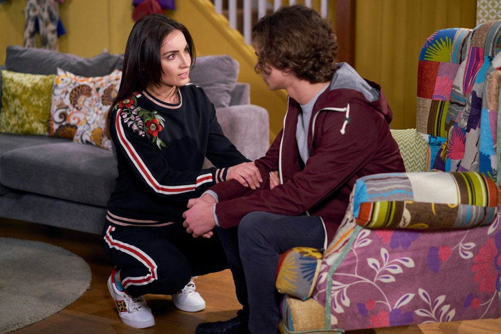 SEI_63262578 Emmerdale spoilers: Roxy Shahidi used 'real feelings' to play heartbreaking scenes discovering Maya's abuse of Jacob