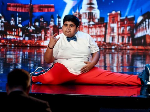 Britain's Got Talent Golden Buzzer act Akshat Singh is no stranger to reality TV after storming The Ellen Show five years ago