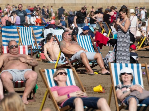 Saturday was the warmest day of the year so far, and it's going to get even hotter