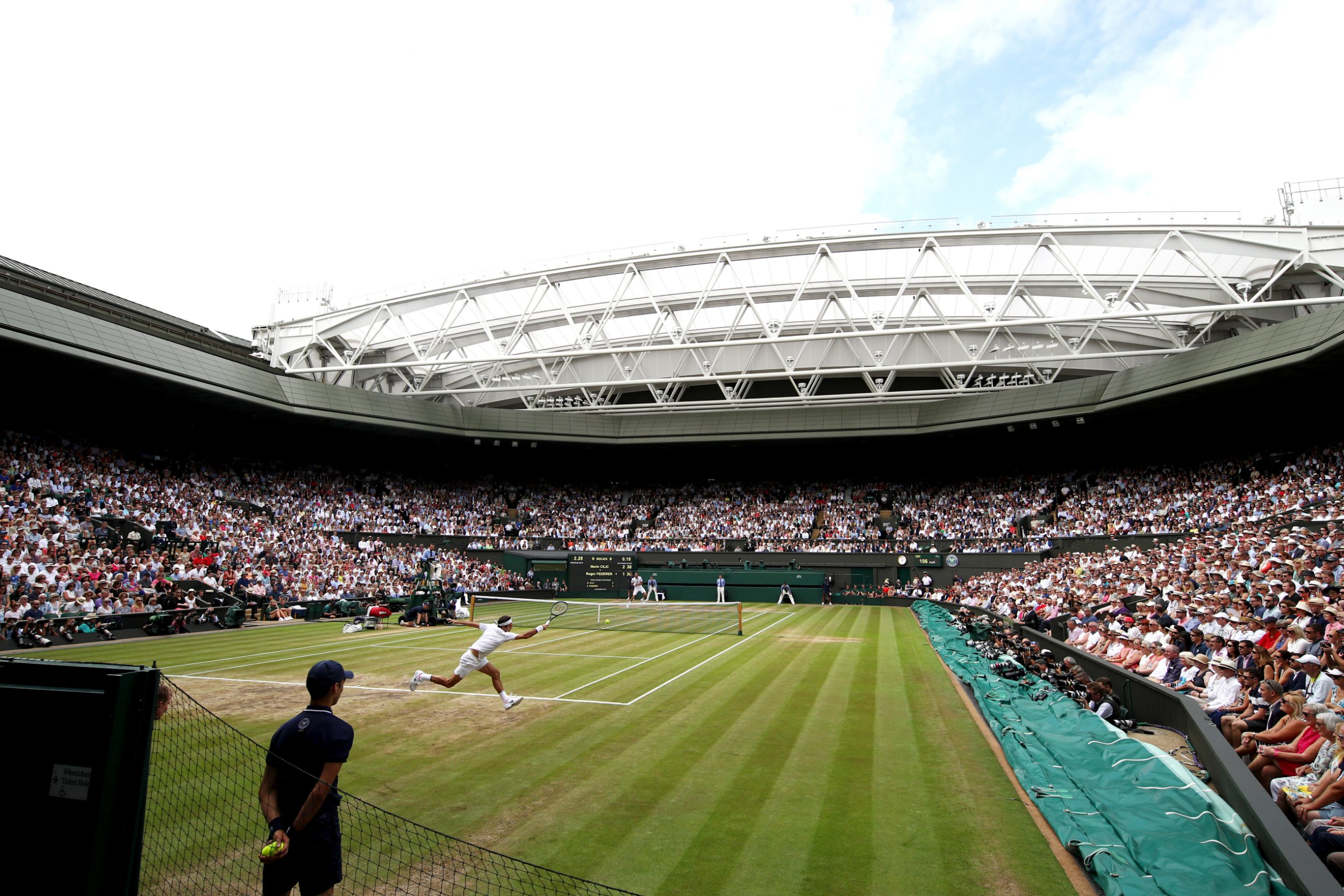 SEI_63497920 Ticket ballot for Wimbledon is finally moving into the digital age