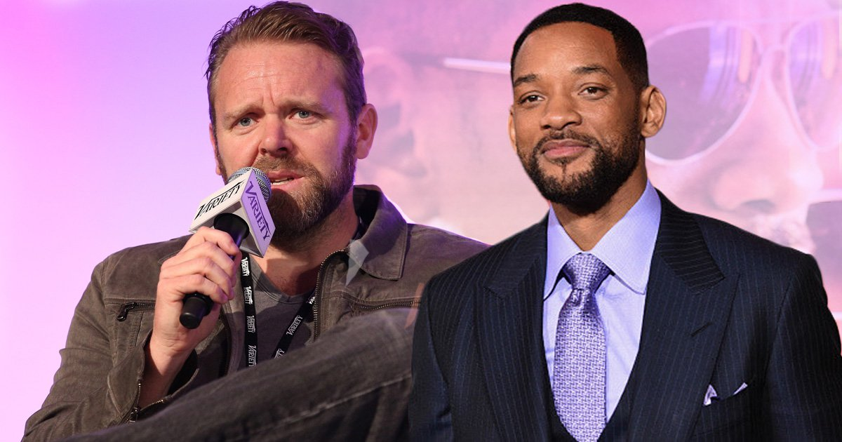 Will Smith and former Bad Boys 3 director Joe Carnahan
