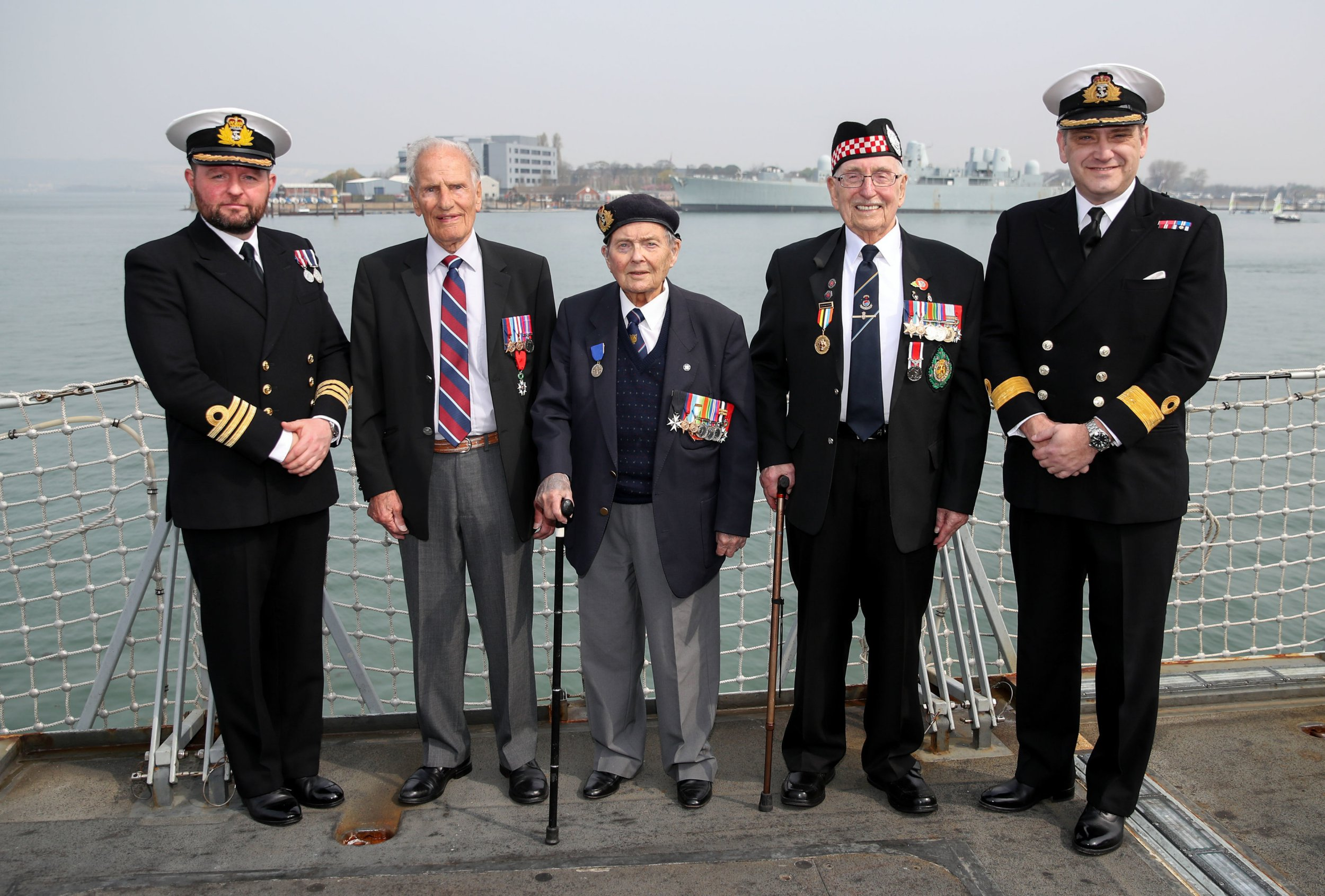 300 British D-Day veterans to return to Normandy beaches after 75 years