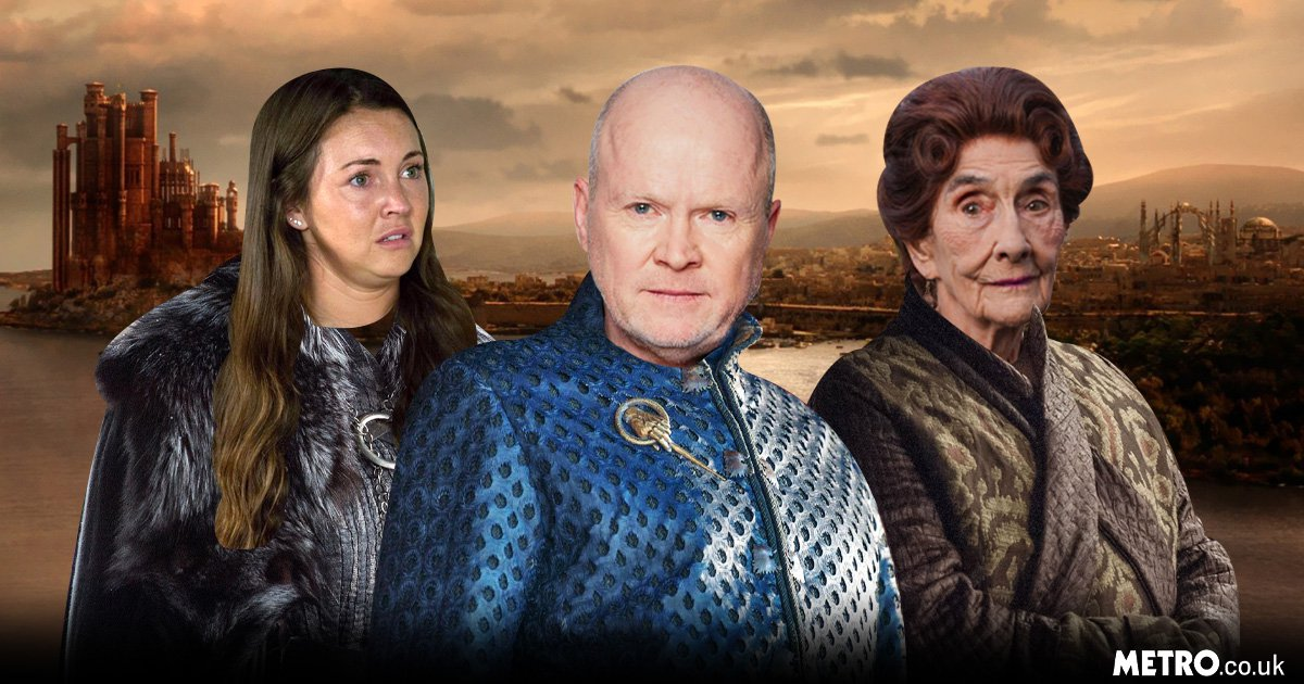 16 times Game Of Thrones blatantly ripped off EastEnders