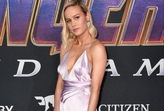 Brie Larson attends the world premiere of Walt Disney Studios Motion Pictures 'Avengers: Endgame' at the Los Angeles Convention Center on April 22, 2019 in Los Angeles, CA, USA. Photo by Lionel Hahn/ABACAPRESS.COM