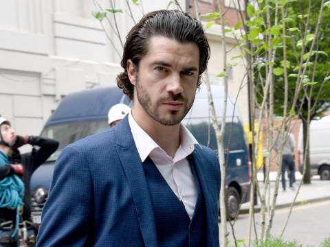 Why did Adam Barlow leave Corrie and how long is he back for?