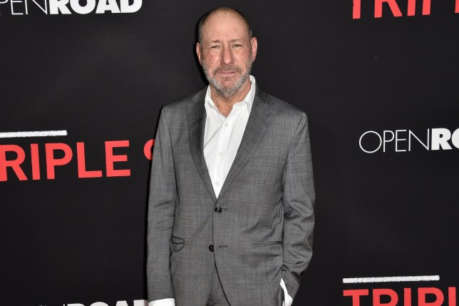 Steve Golin at Triple 8 premiere