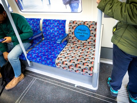 It's not London Underground's priority seats that need the makeover, it's our attitudes