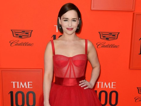 Game Of Thrones' Emilia Clarke 'strained herself to feel okay' following life-threatening stroke