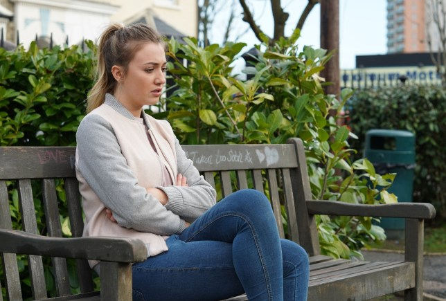 Louise Mitchell (Tilly Keeper) makes a huge decision