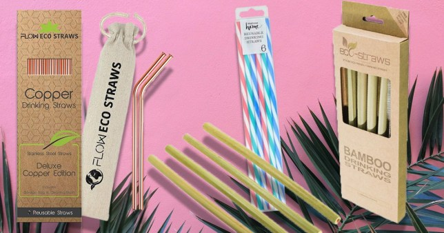 Where to get reusable straws from