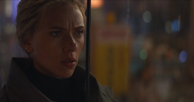 Avengers Scarlett Johansson Opens Up About Black Widow S Endgame Fate Metro News