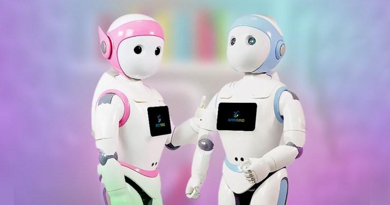 AvatarMind robot pal