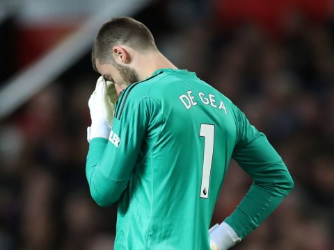 David de Gea 'close to tears' following Manchester United's defeat to City