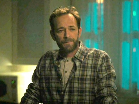 Luke Perry shares emotional scene with on-screen son Archie in his final ever Riverdale episode