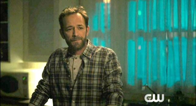 Luke Perry's Last appearance on Riverdale 4./24/19