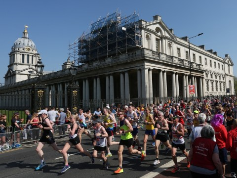 Storm Hannah will be gone in time for London Marathon