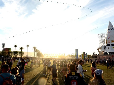 There was a huge spike in herpes cases during Coachella