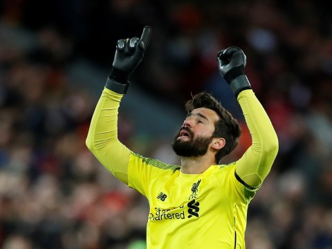 Pepe Reina sends class message to Alisson Becker after Liverpool goalkeeper equals club record
