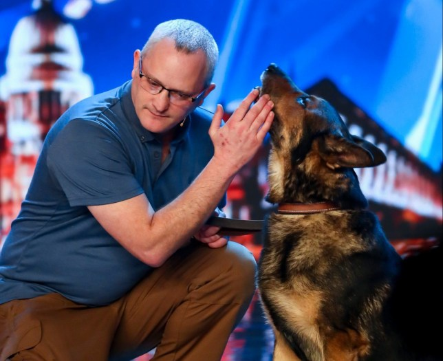 STRICT EMBARGO - NO USE BEFORE 12:00PM GMT SATURDAY 27 APRIL 2019 - Editorial use only. No book publishing. Mandatory Credit: Photo by Dymond/Thames/Syco/REX (10219345af) Dave & Finn 'Britain's Got Talent' TV Show, Series 13, Episode 4, UK - 27 Apr 2019