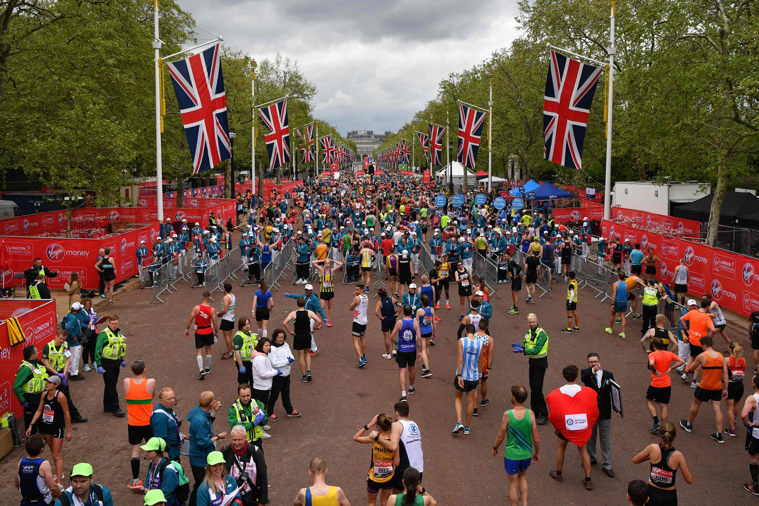 London Marathon charity places: How to apply for a place in