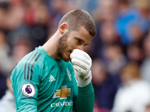 David De Gea apologised to his Manchester United teammates in dressing room after his mistake against Chelsea