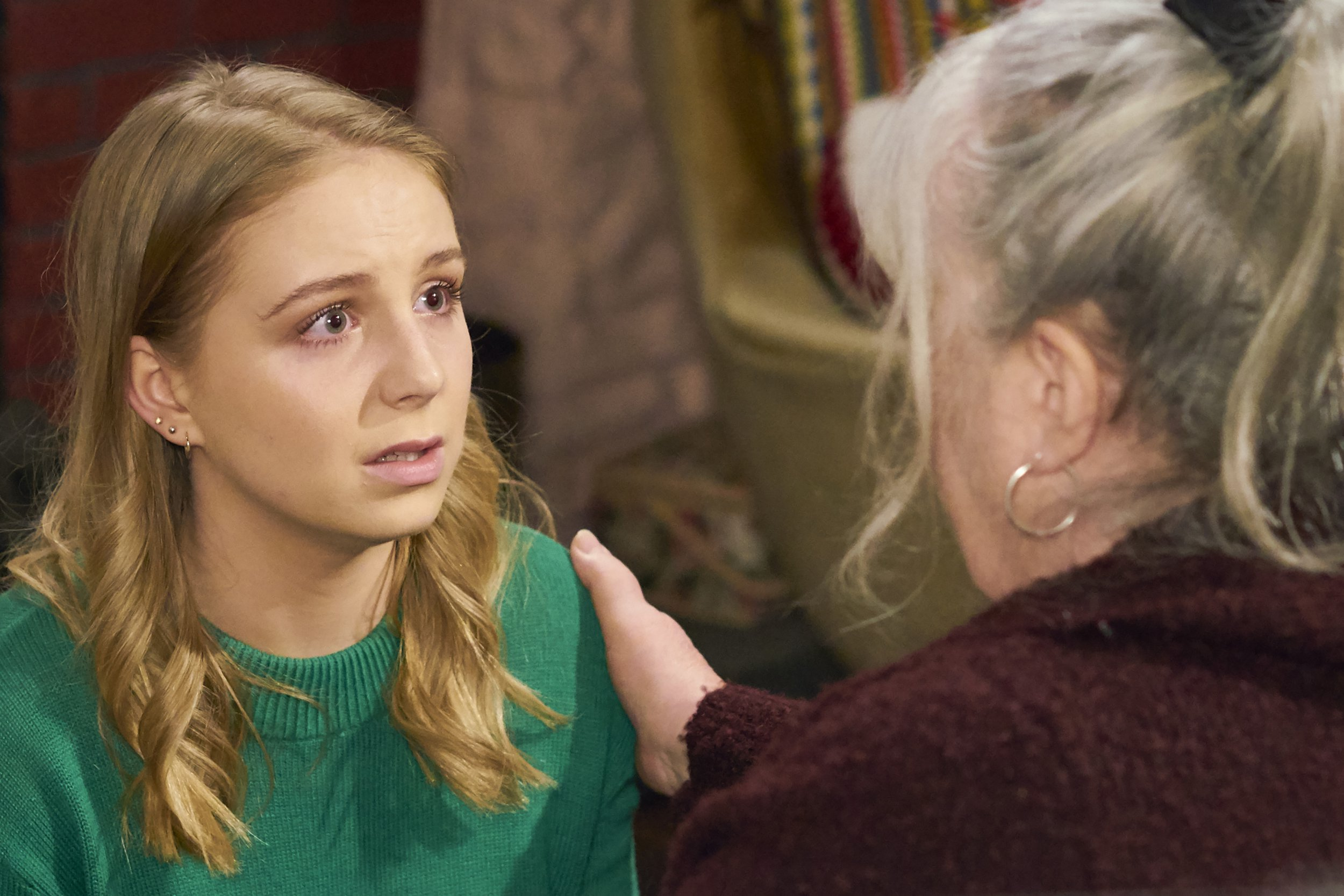 Emmerdale spoilers: Belle Dingle falls seriously ill again after Lisa's death?