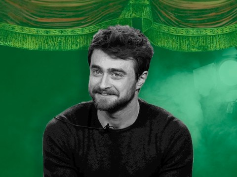 Daniel Radcliffe starring in Endgame – the London stage play not Avengers blockbuster