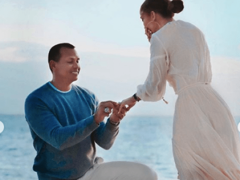 Alex Rodriguez practised his proposal with his assistant three times before getting engaged to Jennifer Lopez
