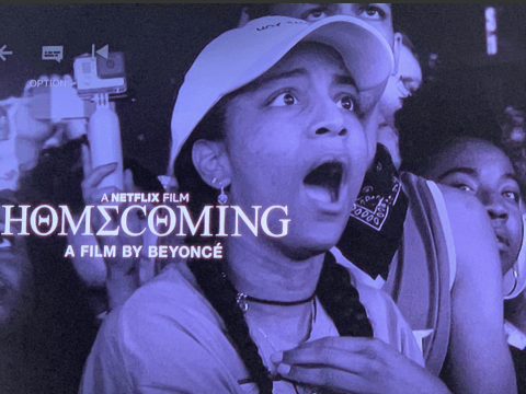 The stunned Beyonce superfan in the Homecoming film has been found and girl, we get it