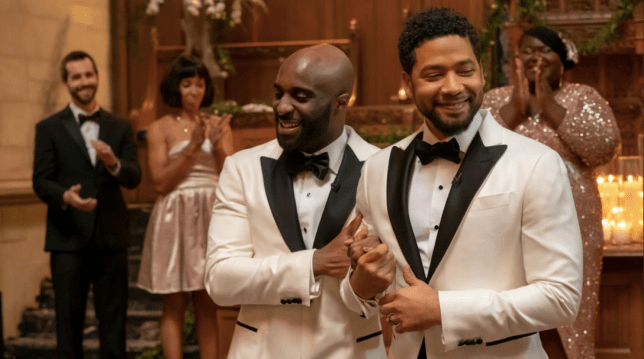 Jussie Smollett in Empire Season 5
