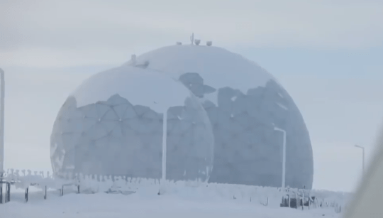 Russia offers the world a chilling look inside its ominous secret Arctic military base