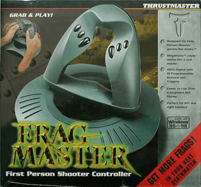 The Fragmaster - how was this a real thing?