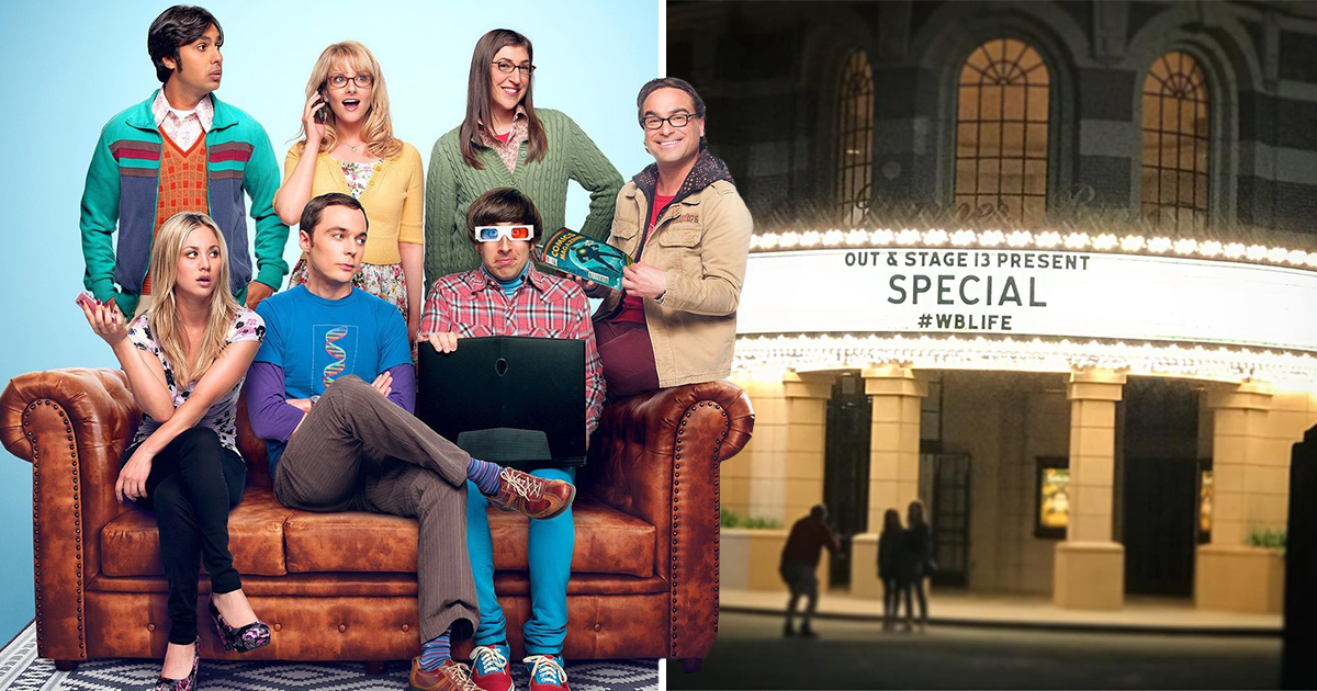 The Big Bang Theory cast support Jim Parsons as Special hits Netflix