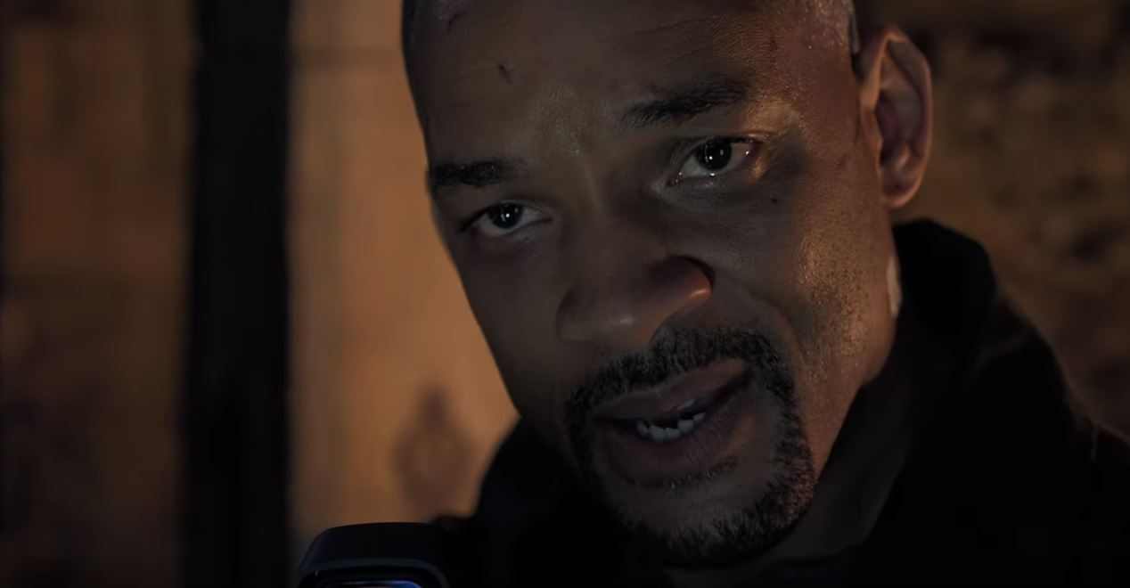 Will Smith in new film Gemini Man