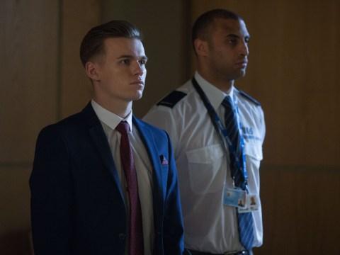 Does Hunter Owen die in EastEnders?