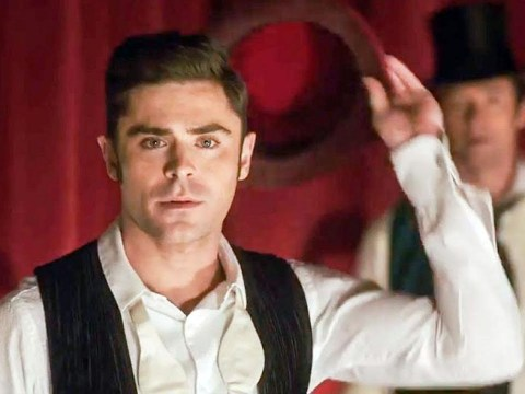 Zac Efron throws his hat in the ring for a The Greatest Showman sequel