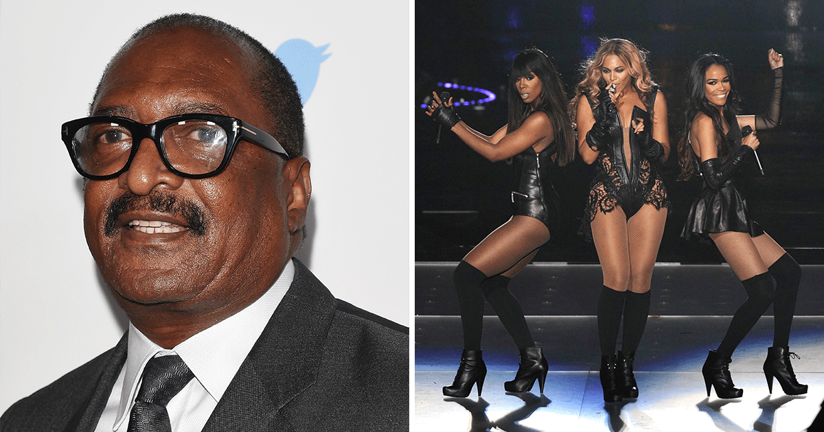 Beyonce's dad Mathew Knowles is launching Destiny's Child musical and it's going to be bootylicious
