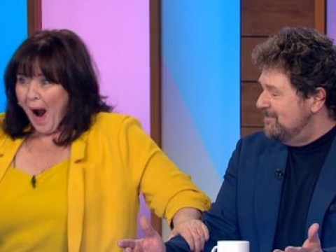 Michael Ball booed on TV for saying he doesn't thank his wife for hoovering around the house because 'she wants to do it'